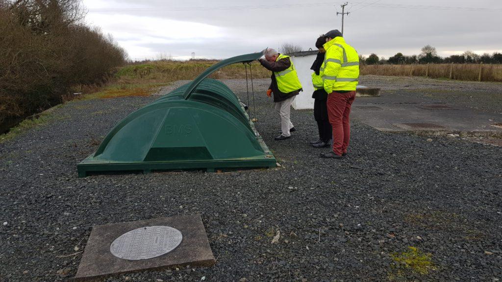 Station de traitement des eaux usées BLIVET